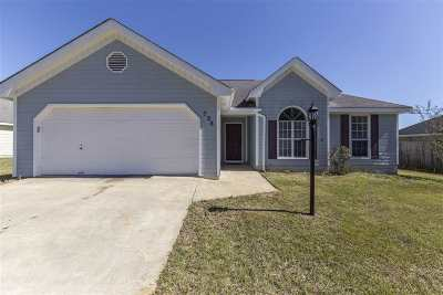 Bonaire Single Family Home For Sale: 735 Gateway Drive
