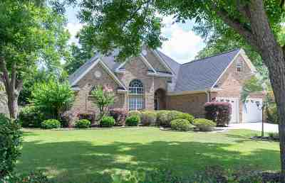 Bibb County, Crawford County, Houston County, Peach County Single Family Home For Sale: 215 Tivoli Park Road