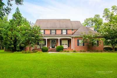 Bonaire Single Family Home For Sale: 152 Old Perry Road