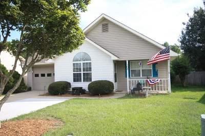 Warner Robins GA Single Family Home For Sale: $93,000