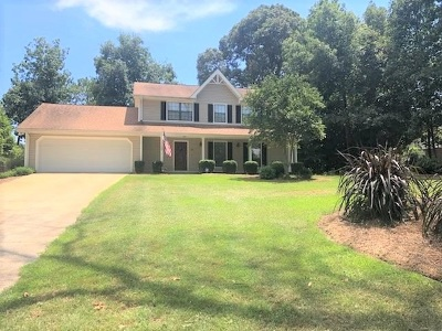 Warner Robins Single Family Home For Sale: 112 Enchanted Oaks