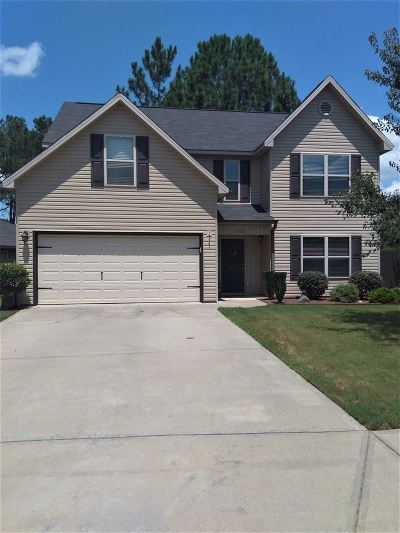 Warner Robins GA Single Family Home For Sale: $159,900