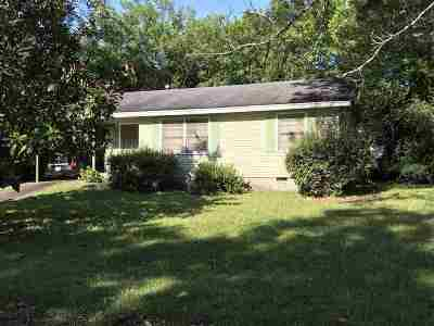 Macon Single Family Home For Sale: 3472 Kingsbury Drive