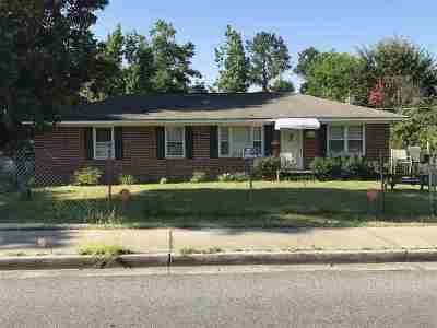 Macon Single Family Home Verbal Agreement: 1464 Williamson Road