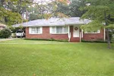 Warner Robins Rental For Rent: 402 N Briarcliff Road