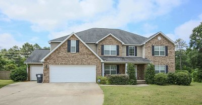 Single Family Home For Sale: 100 Red Hawk Trail