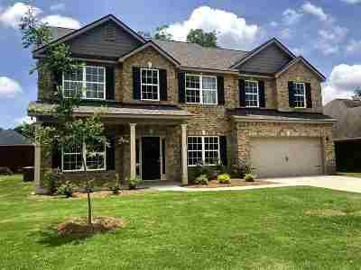 Kathleen Single Family Home For Sale: 106 Black Hawke Lane