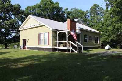 Crawford County Single Family Home For Sale: 5489 Clay Road