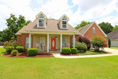 Warner Robins Single Family Home For Sale: 109 Rose Hill Drive