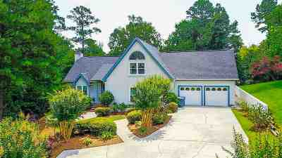 Macon Single Family Home For Sale: 803 Wimbish Road