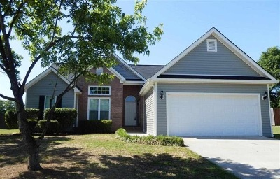 Warner Robins Rental For Rent: 117 Meadow View