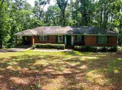Macon Single Family Home For Sale: 1575 Briarcliff Road