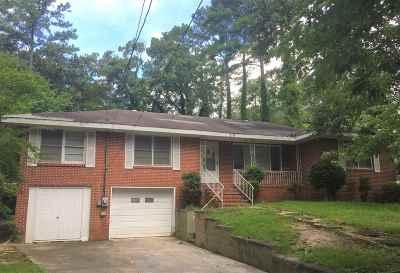 Warner Robins Rental For Rent: 219 Briarcliff Road
