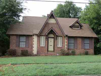 Macon Single Family Home For Sale: 158 Euclid Avenue