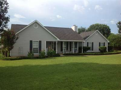 Warner Robins Single Family Home For Sale: 1209 Feagin Mill Road