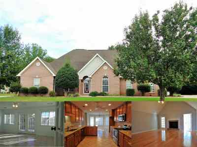 Warner Robins Single Family Home For Sale: 109 White Pond Lane