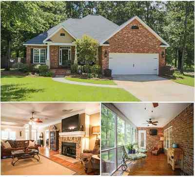 Kathleen Single Family Home For Sale: 305 Hunts Landing Drive