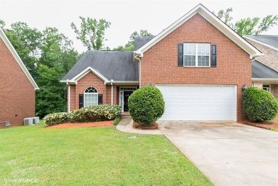 Macon Single Family Home For Sale: 224 High Ridge Ct