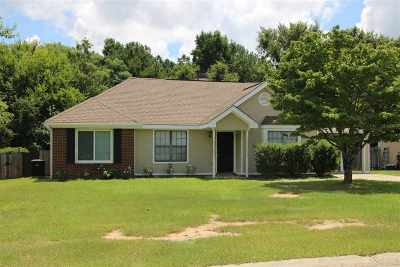 Centerville Single Family Home For Sale: 202 Ridgebend