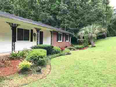 Macon Single Family Home For Sale: 1985 Waverland Drive