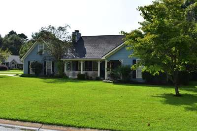 Warner Robins Single Family Home For Sale: 308 Loxley Drive