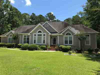 Macon Single Family Home For Sale: 204 Pebblebrook Ln