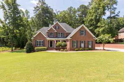 Macon Single Family Home For Sale: 109 N Haven Drive