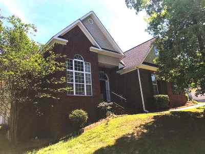 Macon Single Family Home For Sale: 160 Brookefield Drive
