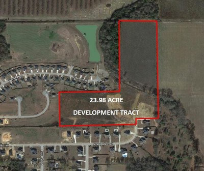 Perry Residential Lots & Land For Sale: 310 Stonegate Trail