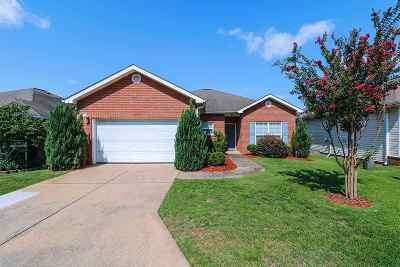 Single Family Home For Sale: 309 Spyglass Hill Dr