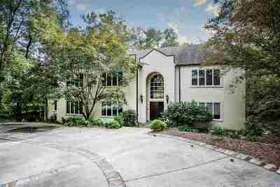 Macon Single Family Home For Sale: 4696 Brae Burn Lane