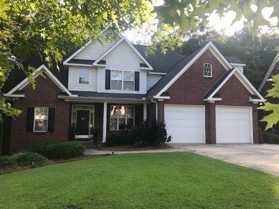 Macon Single Family Home For Sale: 268 Providence Boulevard