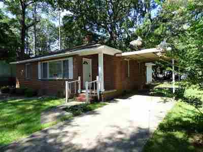 Warner Robins GA Single Family Home For Sale: $37,500