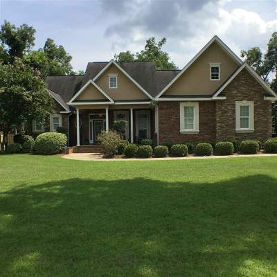 Warner Robins Single Family Home For Sale: 204 Old Bridge Road