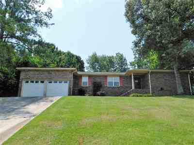 Single Family Home For Sale: 123 Cherokee Forest Trail