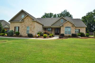 Warner Robins Single Family Home For Sale: 200 Rosewater Drive
