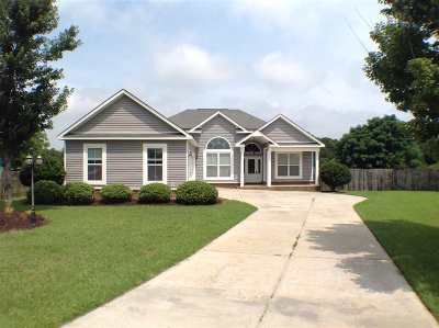 Warner Robins Single Family Home For Sale: 205 Courthouse Lane