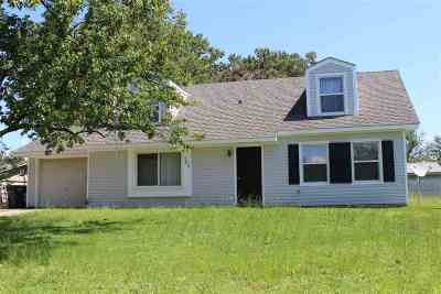 Warner Robins Rental For Rent: 100 Stonefield Court