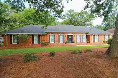 Bibb County, Crawford County, Houston County, Peach County Single Family Home For Sale: 103 Timberlea Dr.