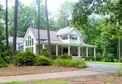 Macon Single Family Home For Sale: 9748 Estes Road