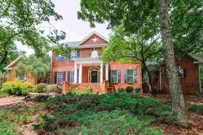 Bibb County, Crawford County, Houston County, Peach County Single Family Home For Sale: 106 Steeplechase Run