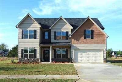 Macon Single Family Home For Sale: 307 Pheasant Run Trail