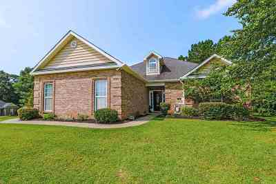 Single Family Home For Sale: 231 Wingfield Way