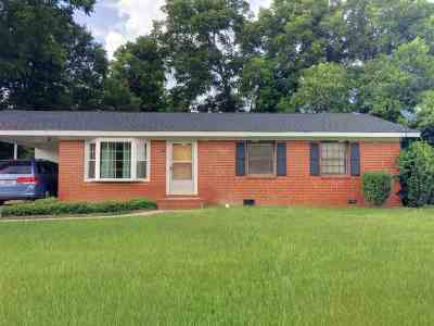 Warner Robins Single Family Home For Sale: 300 Sarah Drive