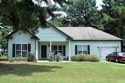Single Family Home For Sale: 202 Longhorn Trail