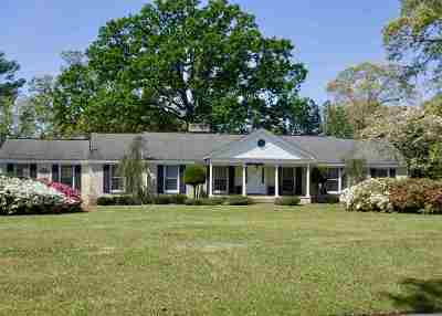 Warner Robins Single Family Home For Sale: 121 Tanglewood Dr.