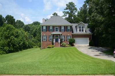 Macon Single Family Home For Sale: 244 River North Blvd