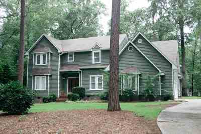 Macon Single Family Home For Sale: 4514 Oxford Circle