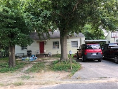 Single Family Home For Sale: 118 Vinson Drive