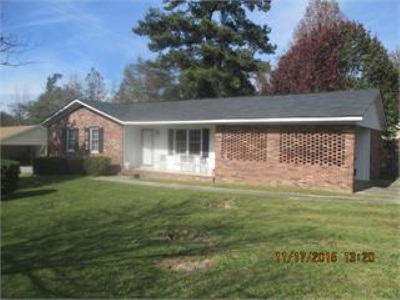 Macon Single Family Home For Sale: 3445 Wilmington Drive